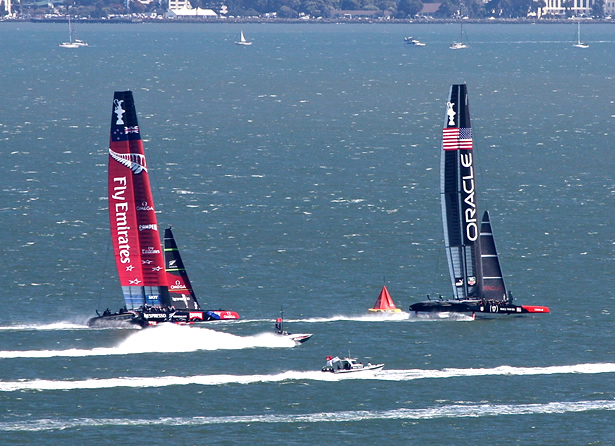New Zealand and the America's Cup - America's Cup | NZHistory, New