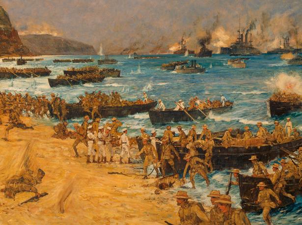 The Gallipoli Campaign The Gallipoli Campaign