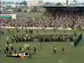 Film: game cancelled in Hamilton, 1981 Springbok tour