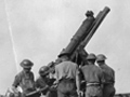 British anti-aircraft guns