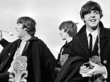The Beatles land in NZ