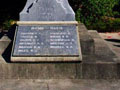 Collingwood war memorial