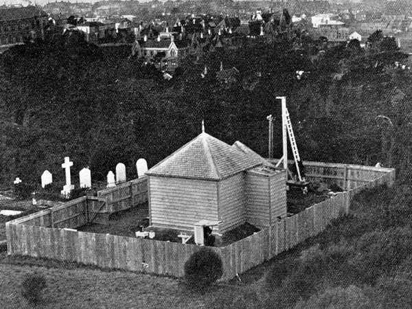 Colonial Time Service Observatory, Wellington
