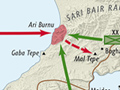 Gallipoli invasion map