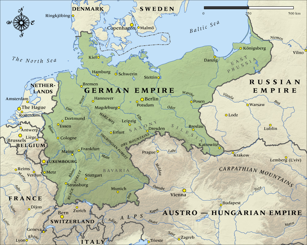 The Kingdom of Prussia