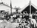 Maori Battalion return