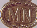 Merchant Navy identification badge