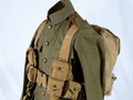 NZ infantry uniform, 1914-1915