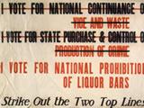 Massive prohibition petition presented to Parliament