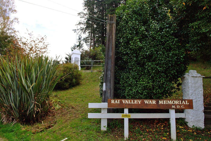 Rai Valley New Zealand  city pictures gallery : Rai Valley war memorial   NZHistory, New Zealand history online