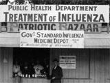 Comparing pandemics