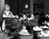 Crèches and early childcare