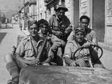 Second World War - overview
