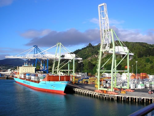Port Chalmers 2006 Nzhistory New Zealand History Online