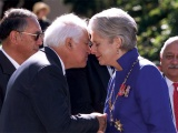 Silvia Cartwright becomes governor-general