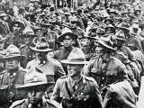 Maori (Pioneer) Battalion returns from war