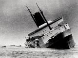 <em>Wahine</em> wrecked in Wellington Harbour
