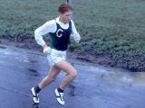 Dave McKenzie wins the Boston Marathon