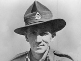 Jack Hinton awarded the Victoria Cross