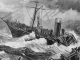 131 perish in worst civilian shipwreck in New Zealand waters