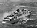Picton ferry <em>Aramoana</em> enters service