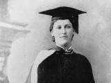 First woman Master of Arts in British Empire graduates