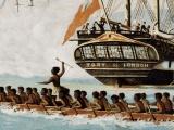 New Zealand Company ship <em>Tory</em> arrives