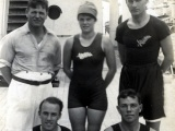 New Zealand's first female Olympian