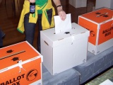 Special votes cast in general election