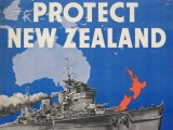 New Zealand at war with Japan
