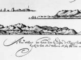 First recorded European sighting of New Zealand