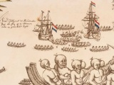 First known encounter between Māori and Europeans