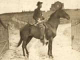 Elsdon Best as a special constable