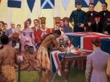 Treaty of Waitangi signed