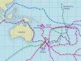 Cook completes circumnavigation of North Island