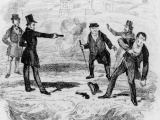 'Pistols at dawn': deadly duel in Wellington