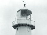 New Zealand's first lighthouse lit