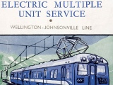 Electric trains come to Wellington