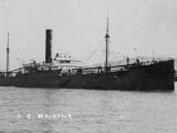 New Zealand steamer captured by the <em>Wolf</em>