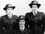 First women enter police training