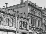 Auckland Savings Bank opens for business