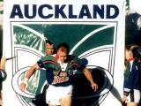 Auckland Warriors debut