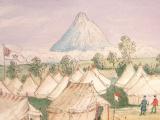 First Taranaki War erupts at Waitara