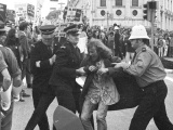 Anti-Vietnam War protests in Auckland