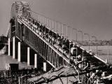 Auckland harbour bridge opens