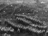Invasion of pacifist settlement at Parihaka
