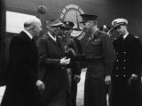 Eleanor Roosevelt visits Auckland