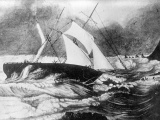 The wreck of the <em>Delaware</em>