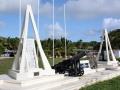 Alofi national memorial in Niue