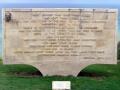 Ari Burnu Memorial, Gallipoli